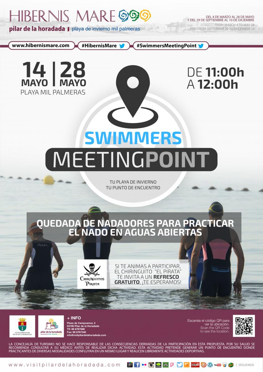 swimmers meeting point 14 y 28 mayo 2017